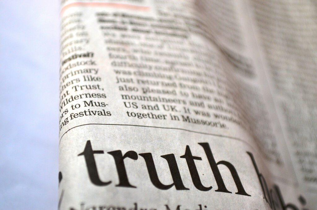 Krantenkop woorden titels koppen